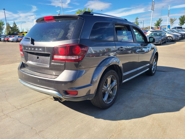 2015 Dodge Journey Crossroad for sale in Edmonton, Alberta