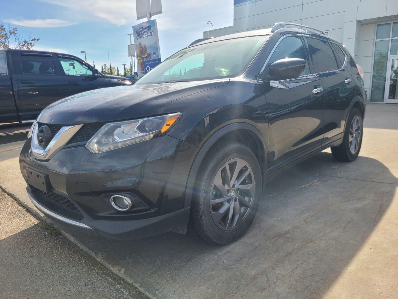 2016 Nissan Rogue SL for sale in Edmonton, Alberta