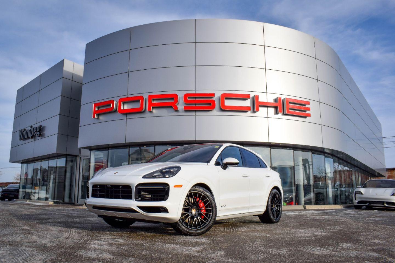 New 2021 Porsche Cayenne Gts 221042 Winnipeg Manitoba Go Auto