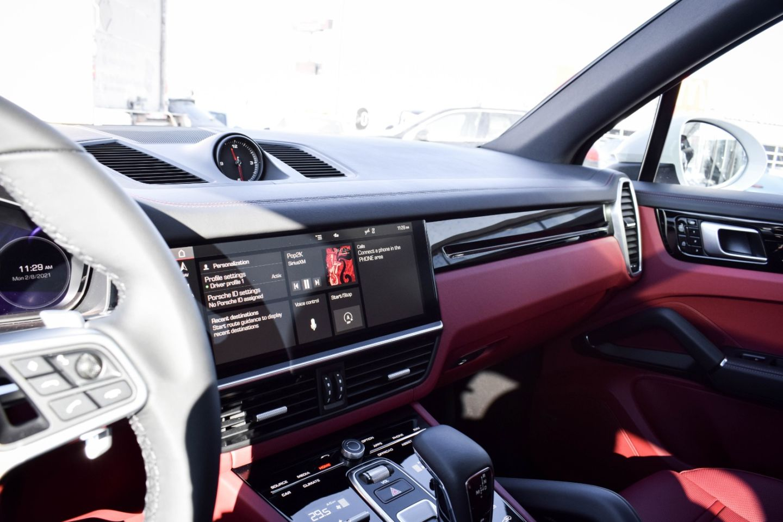 New 2021 Porsche Cayenne 221160   Winnipeg Manitoba   Go Auto