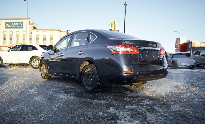 2014 Nissan Sentra SV for sale in Winnipeg, Manitoba