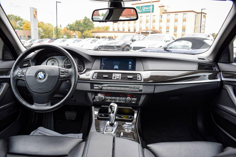 2011 BMW 5 Series 535i xDrive for sale in Winnipeg, Manitoba