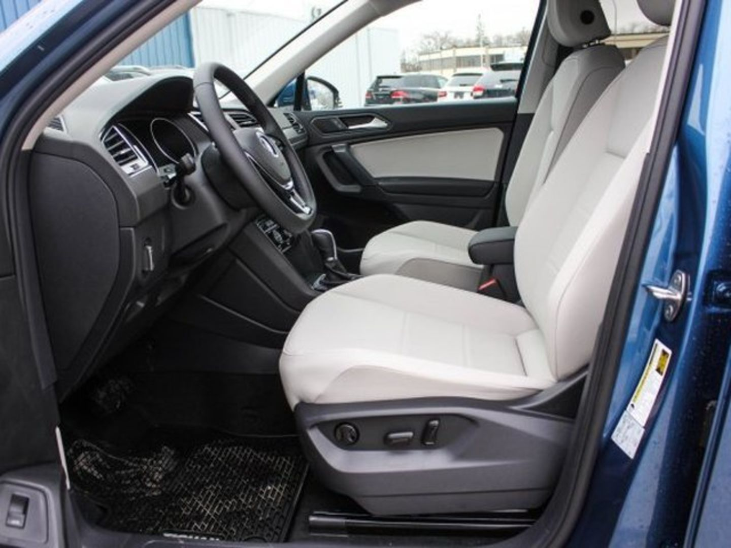 2019 Volkswagen Tiguan Comfortline for sale in Winnipeg, Manitoba