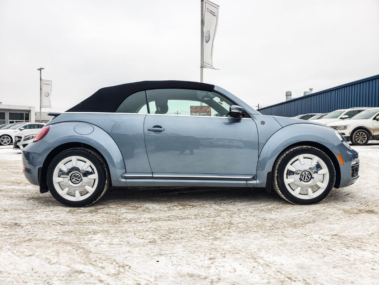 2019 Volkswagen Beetle Convertible Wolfsburg Edition for sale in Winnipeg, Manitoba