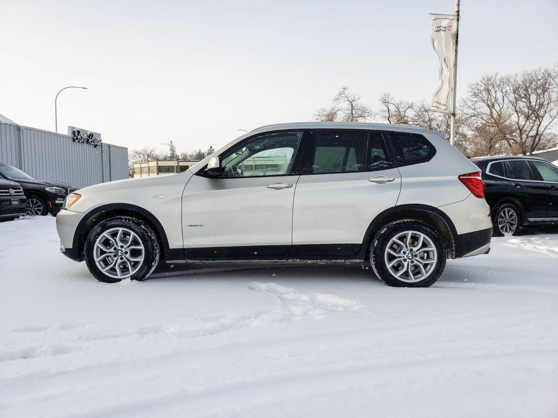 2011 BMW X3 28i for sale in Winnipeg, Manitoba