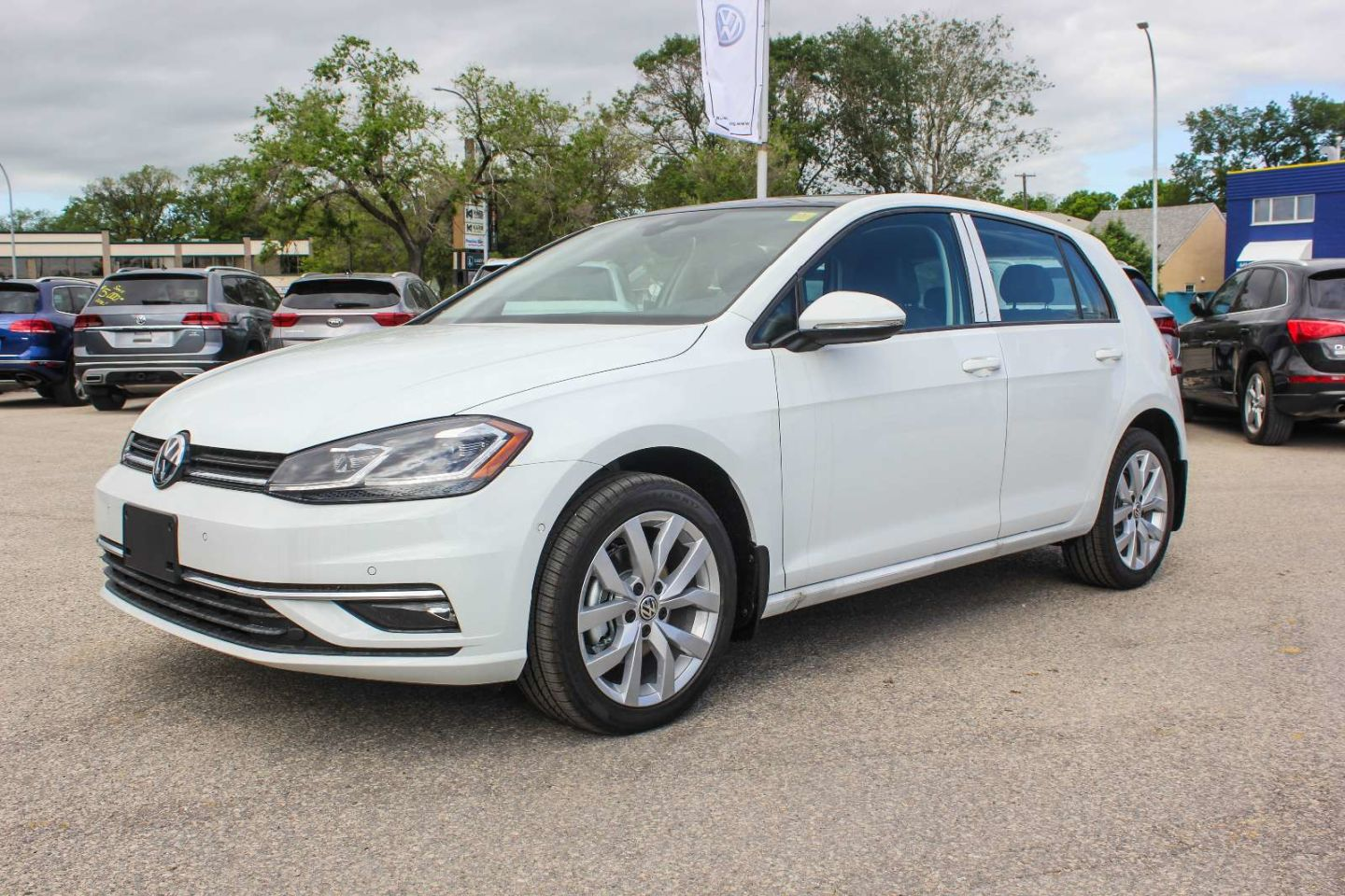 2019 Volkswagen Golf Execline for sale in Winnipeg, Manitoba