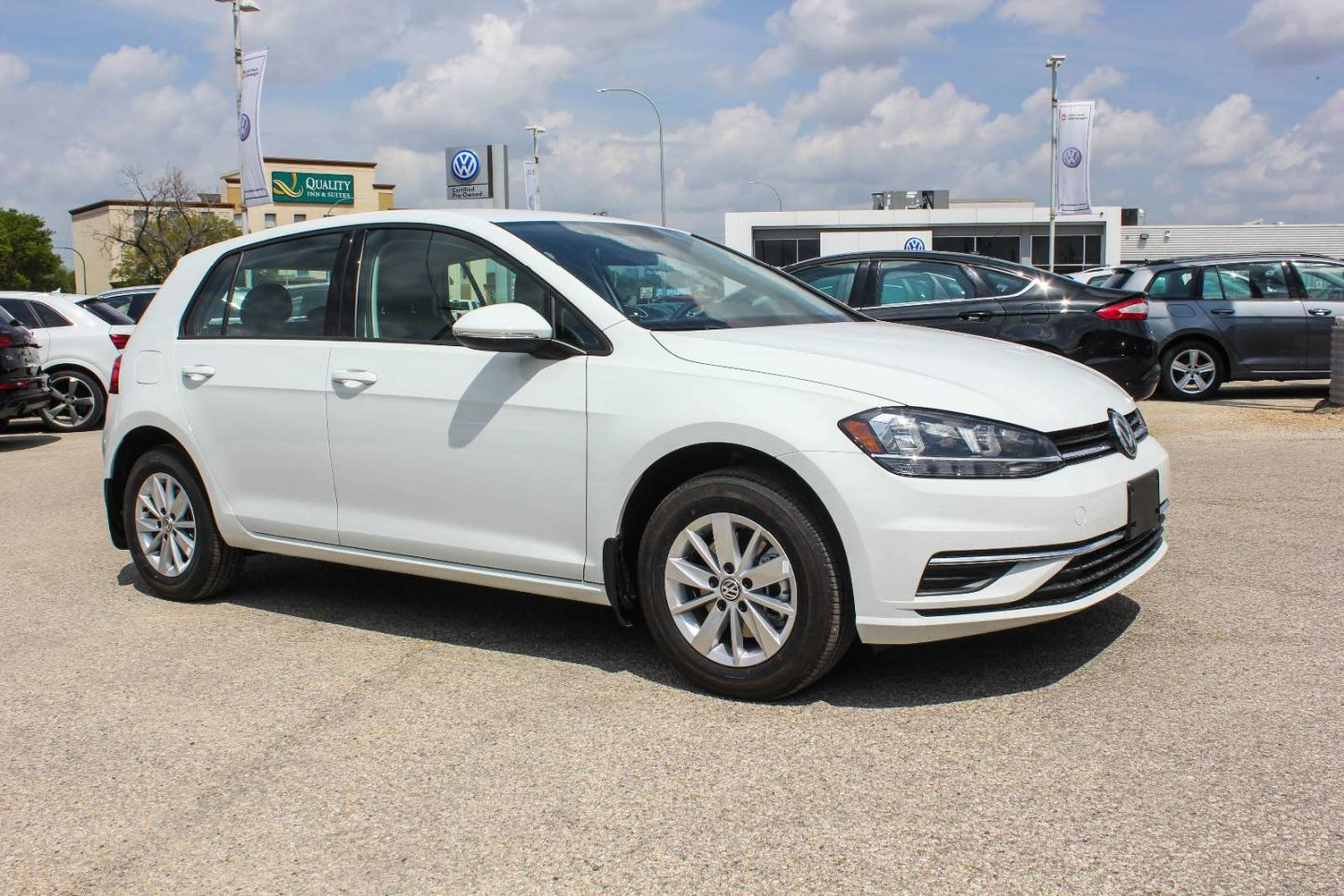 2019 Volkswagen Golf Comfortline for sale in Winnipeg, Manitoba