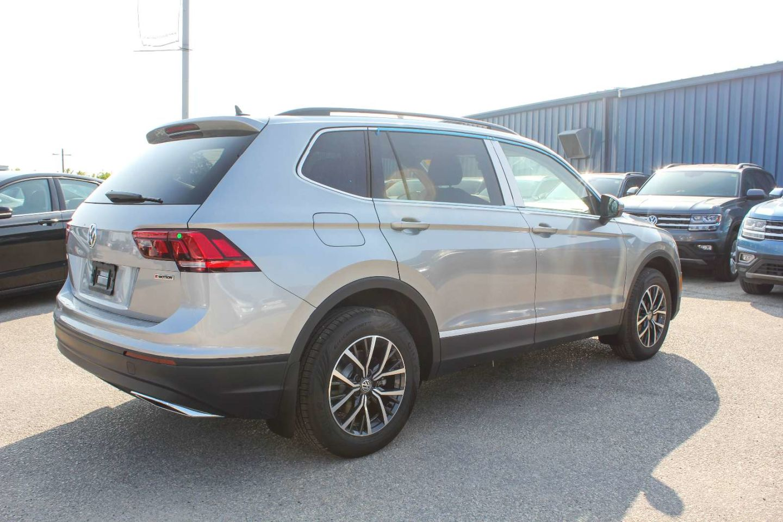 2019 Volkswagen Tiguan Comfortline for sale in Winnipeg, Manitoba