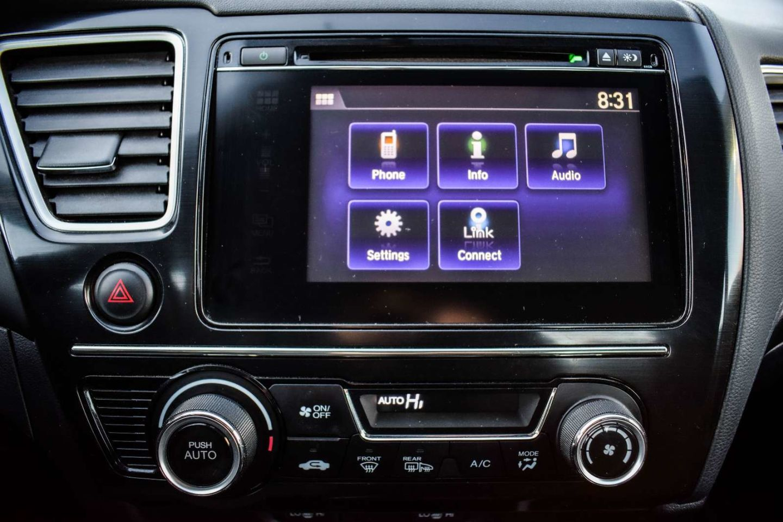 2014 Honda Civic Sedan EX for sale in Winnipeg, Manitoba
