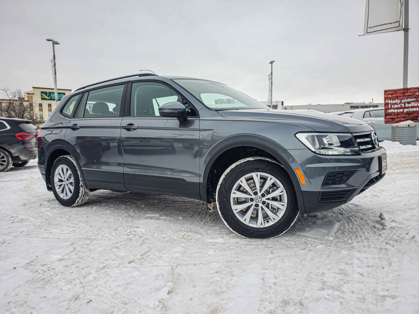 2020 Volkswagen Tiguan Trendline for sale in ,
