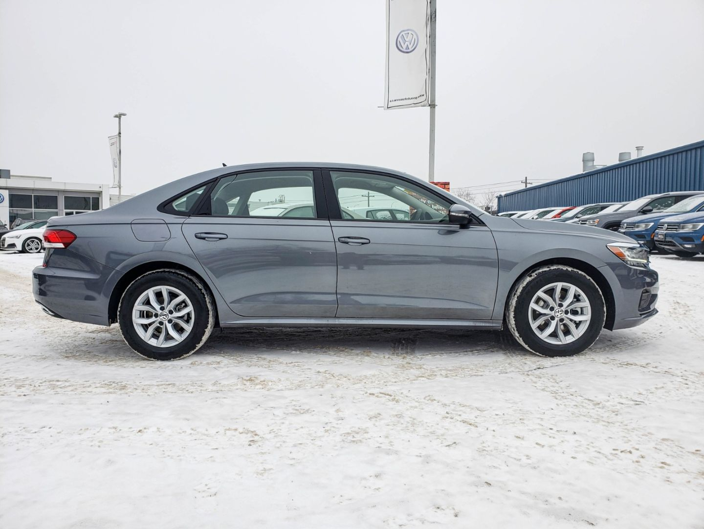 2020 Volkswagen Passat Comfortline for sale in Winnipeg, Manitoba