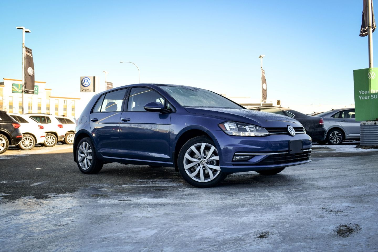 2021 Volkswagen Golf Highline for sale in Winnipeg, Manitoba