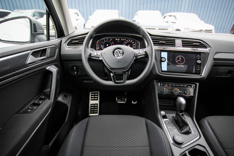 New 2021 Volkswagen Tiguan United 221096   Winnipeg ...