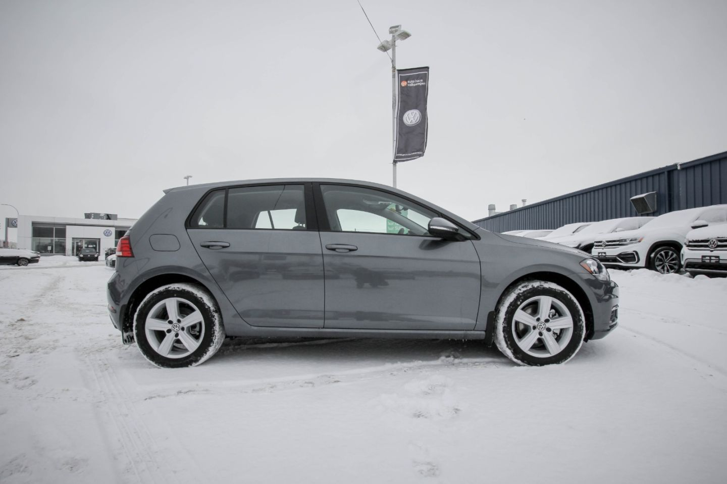 2021 Volkswagen Golf Comfortline for sale in Winnipeg, Manitoba