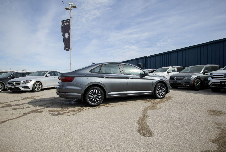2021 Volkswagen Jetta Highline for sale in Winnipeg, Manitoba