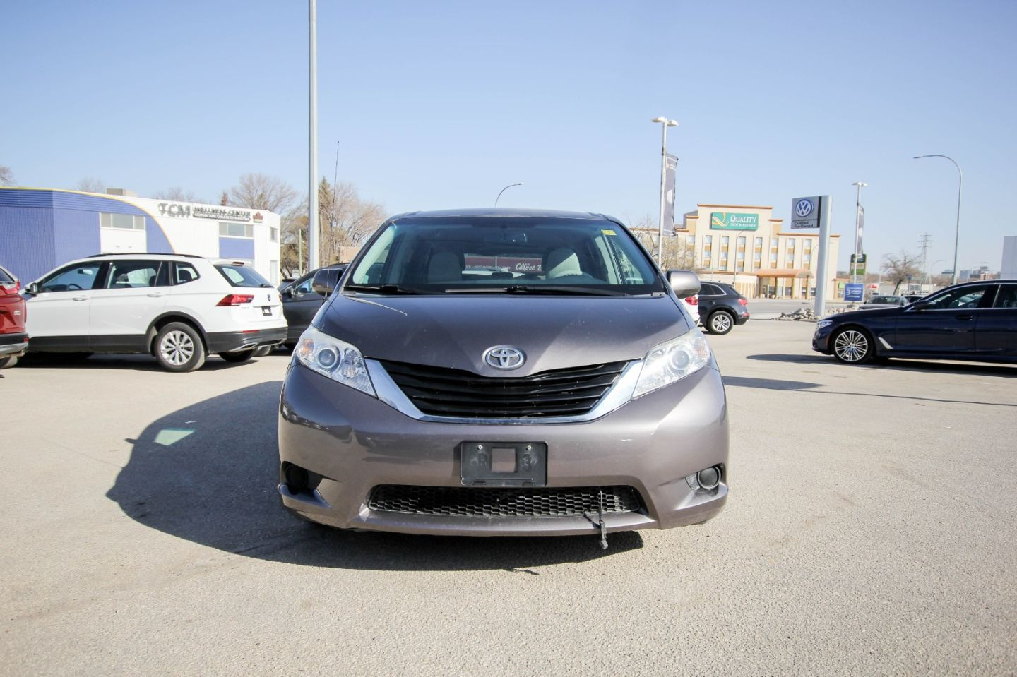 2012 Toyota Sienna LE for sale in Winnipeg, Manitoba