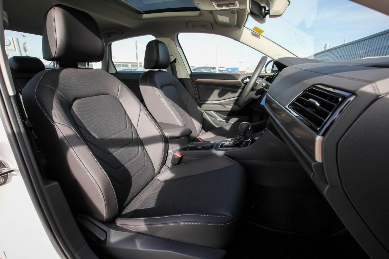 New 2021 Volkswagen Jetta Execline 221189   Winnipeg ...