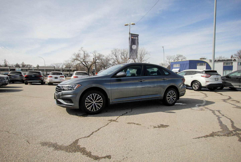 2021 Volkswagen Jetta Comfortline for sale in Winnipeg, Manitoba