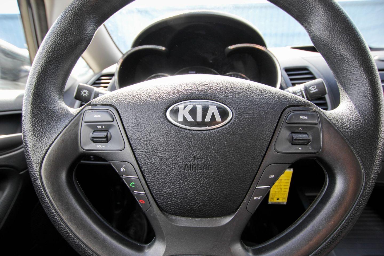 2016 Kia Forte LX for sale in Winnipeg, Manitoba