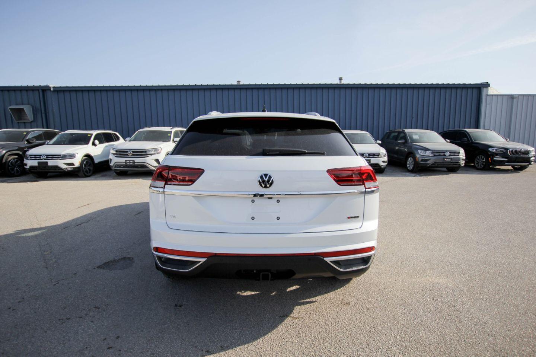 New 2021 Volkswagen Atlas Cross Sport Execline 221229 ...