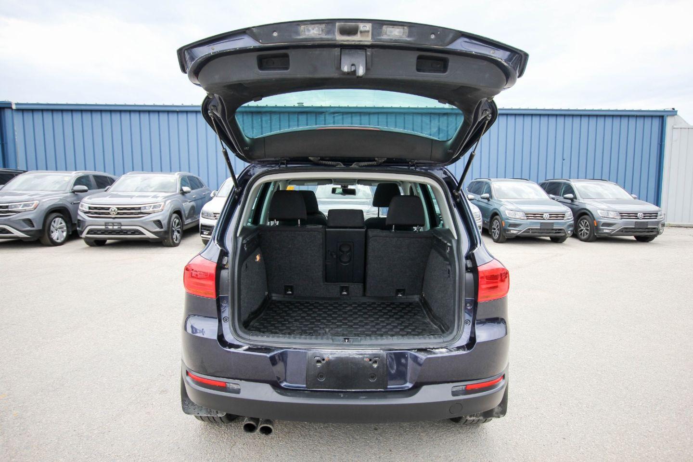 2016 Volkswagen Tiguan Comfortline for sale in Winnipeg, Manitoba