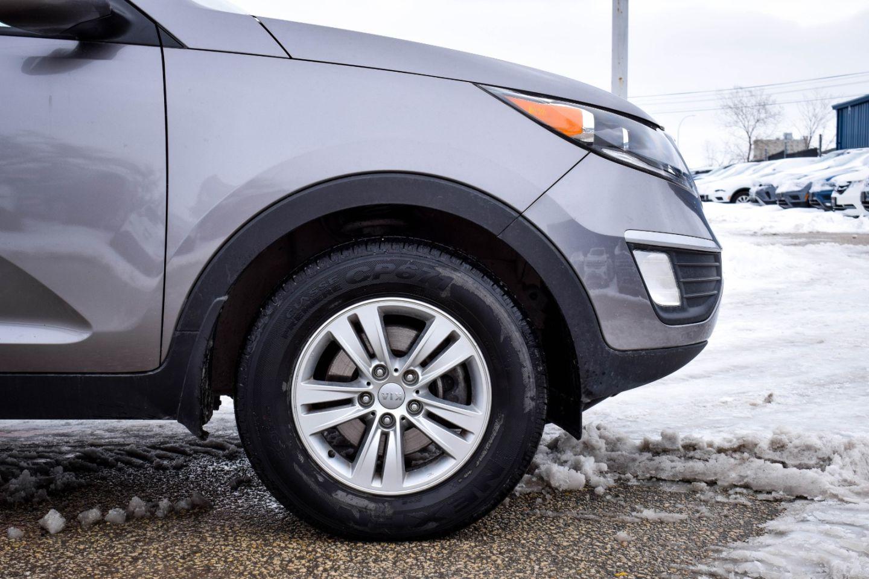 2013 Kia Sportage LX for sale in Winnipeg, Manitoba