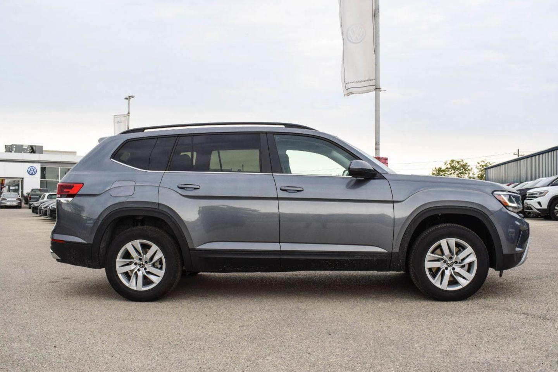 2021 Volkswagen Atlas Trendline for sale in Winnipeg, Manitoba