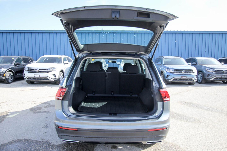 2021 Volkswagen Tiguan Trendline for sale in Winnipeg, Manitoba