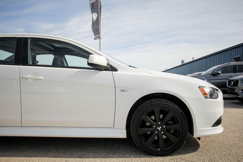 2012 Mitsubishi Lancer Ralliart for sale in Winnipeg, Manitoba