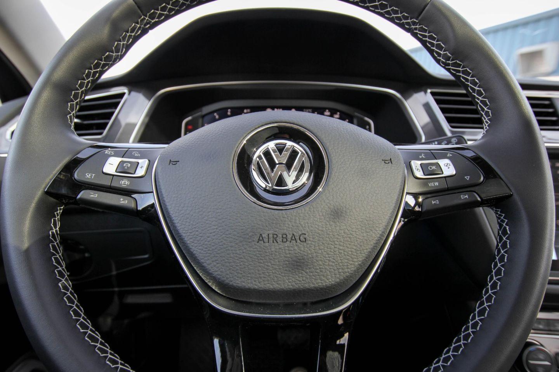 2021 Volkswagen Tiguan Highline for sale in Winnipeg, Manitoba