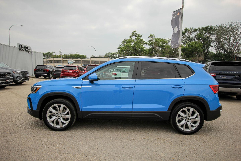 2022 Volkswagen Taos Comfortline for sale in Winnipeg, Manitoba