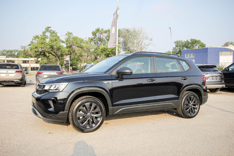 2022 Volkswagen Taos Trendline for sale in Winnipeg, Manitoba