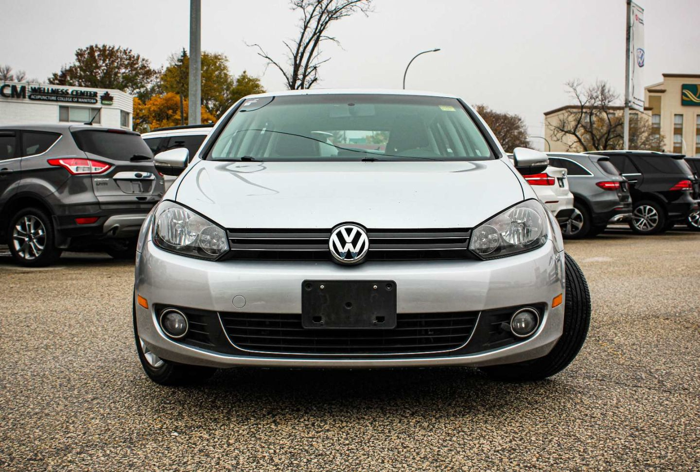 2012 Volkswagen Golf Highline for sale in Winnipeg, Manitoba
