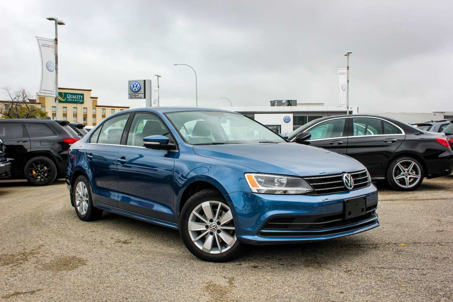 2015 Volkswagen Jetta Sedan Trendline+ for sale in Winnipeg, Manitoba
