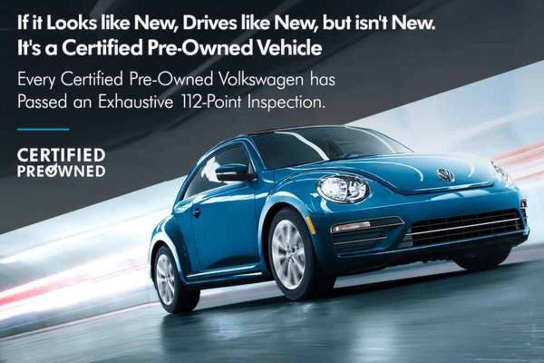 2016 Volkswagen Beetle Coupe Trendline for sale in Winnipeg, Manitoba