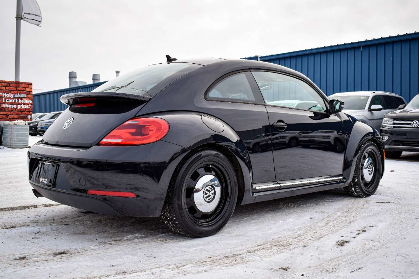 2016 Volkswagen Beetle Coupe Classic for sale in Winnipeg, Manitoba