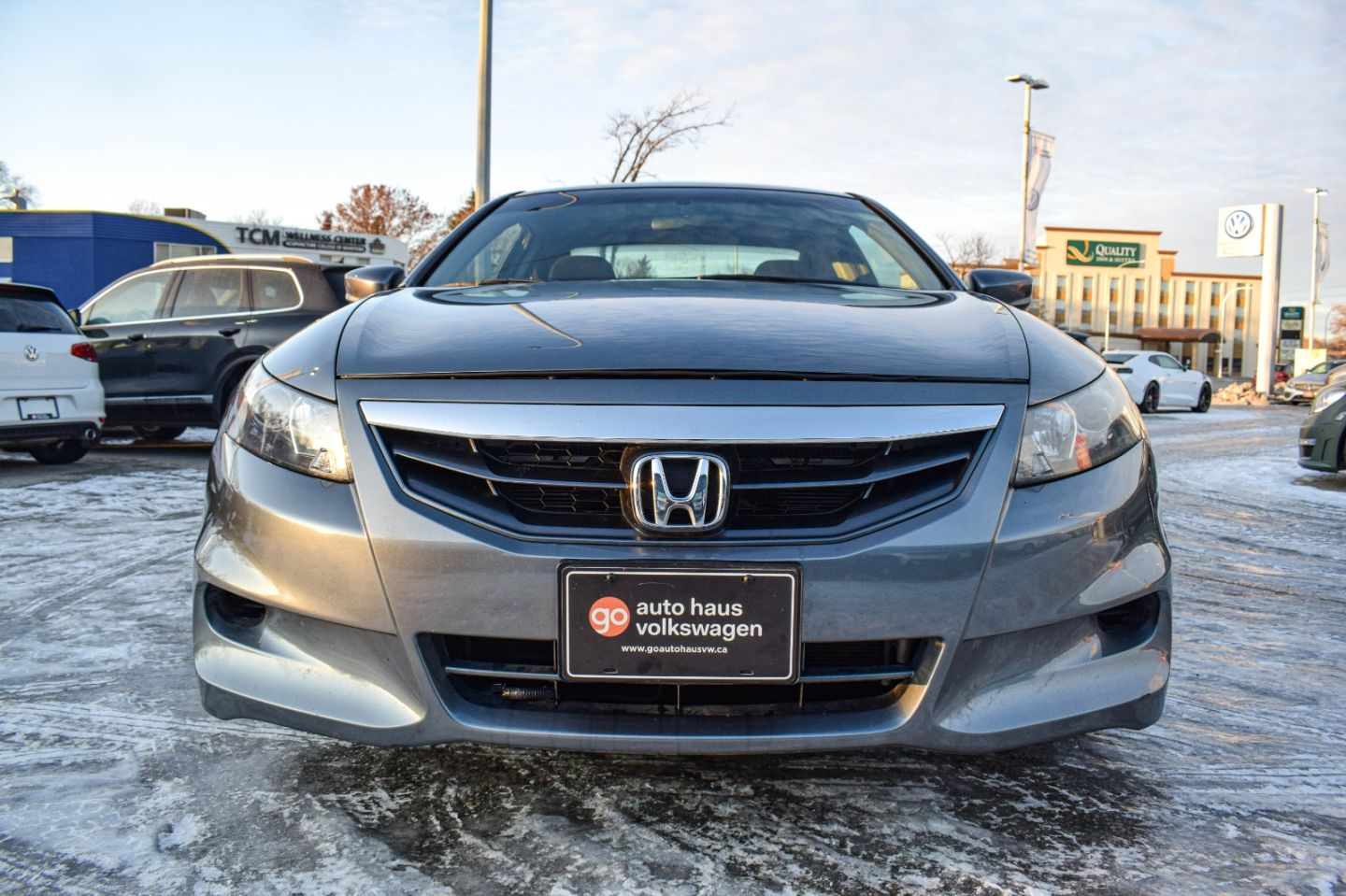 2012 Honda Accord Cpe EX for sale in Winnipeg, Manitoba