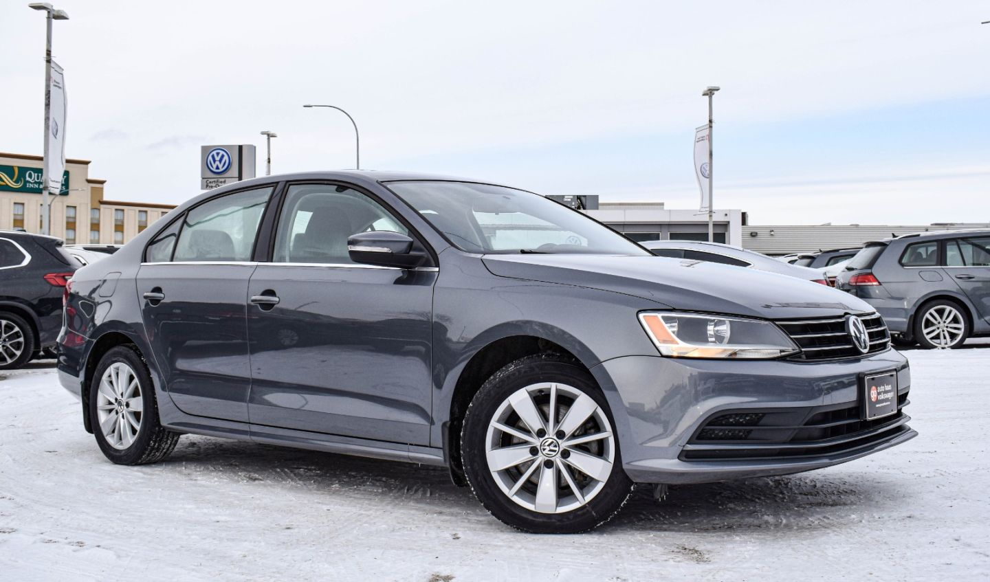 2016 Volkswagen Jetta Sedan Trendline+ for sale in Winnipeg, Manitoba