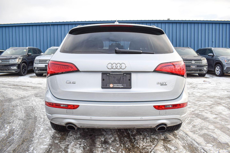 2013 Audi Q5 2.0L for sale in Winnipeg, Manitoba