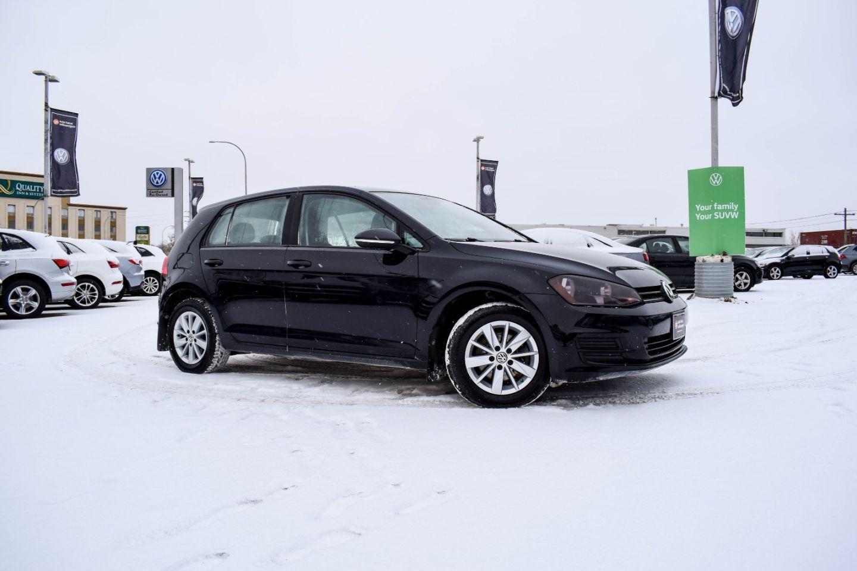 2016 Volkswagen Golf Trendline for sale in Winnipeg, Manitoba