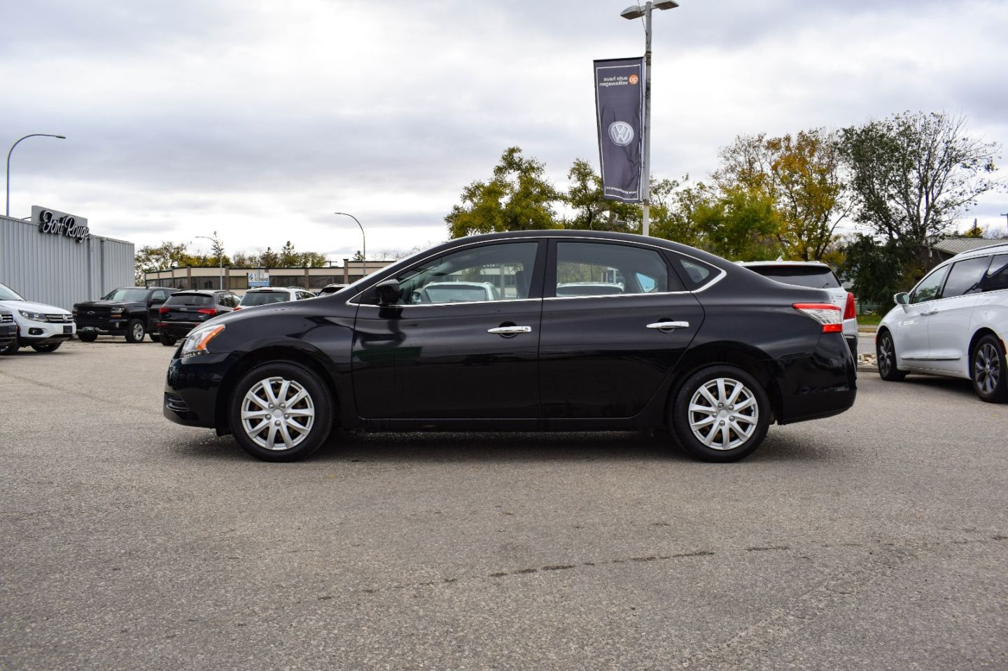 2014 Nissan Sentra S for sale in Winnipeg, Manitoba