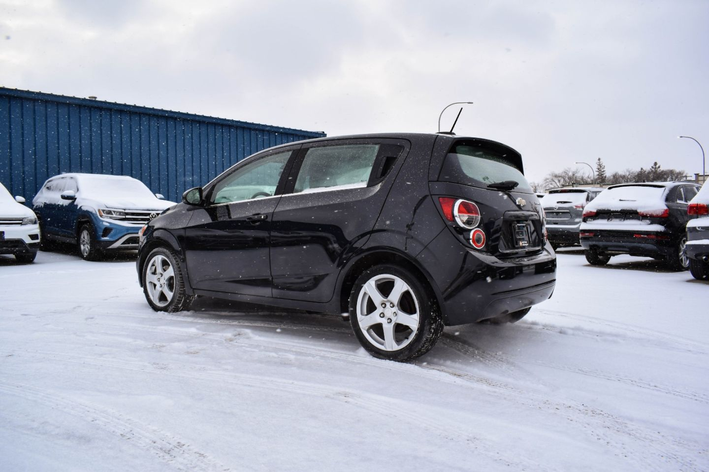 2015 Chevrolet Sonic LT for sale in Winnipeg, Manitoba