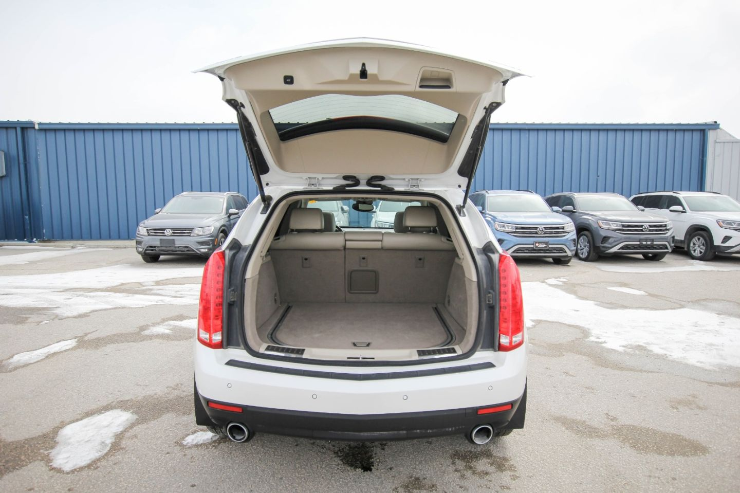2010 Cadillac SRX 2.8T Performance for sale in Winnipeg, Manitoba