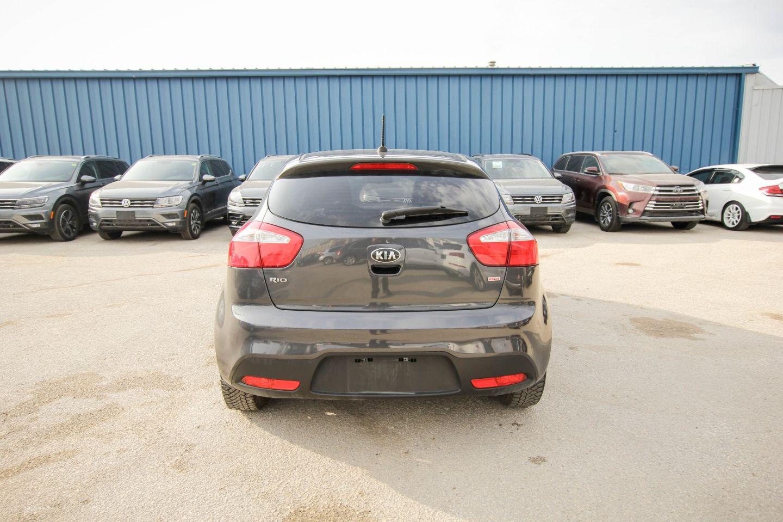 2015 Kia Rio EX for sale in Winnipeg, Manitoba
