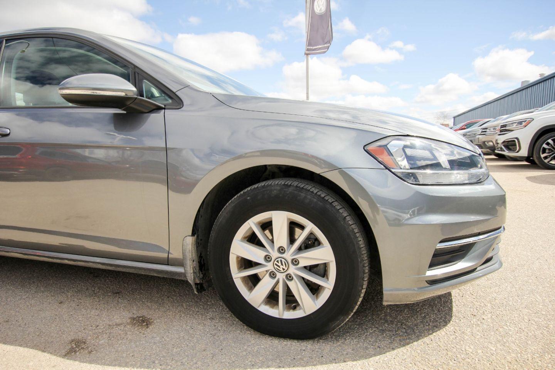 2018 Volkswagen Golf Trendline for sale in Winnipeg, Manitoba