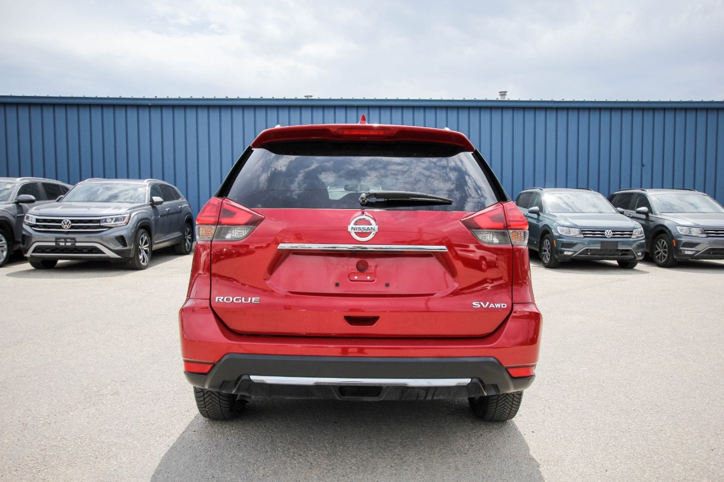 2017 Nissan Rogue S for sale in Winnipeg, Manitoba