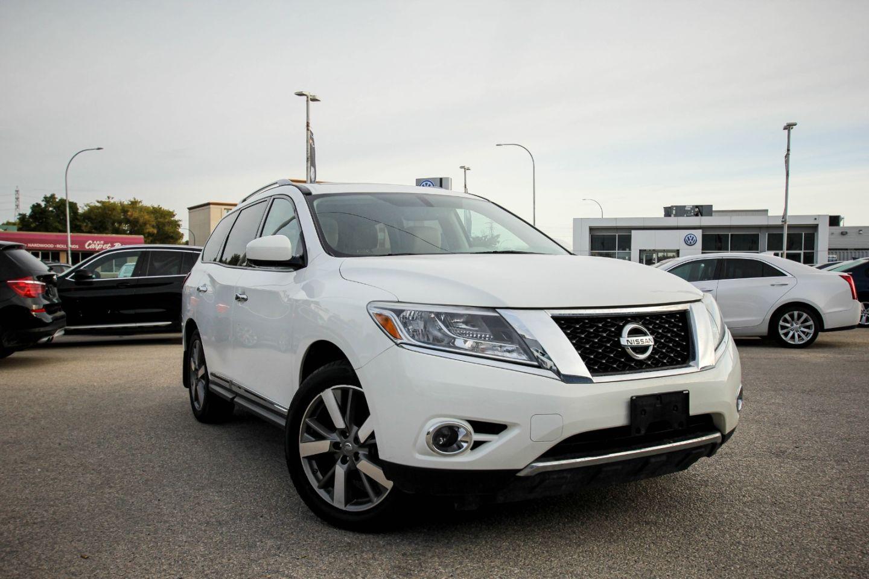 2014 Nissan Pathfinder S for sale in Winnipeg, Manitoba