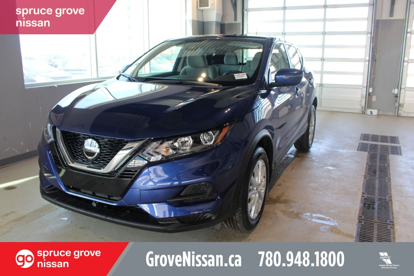 2021 Nissan Qashqai S for sale in Spruce Grove, Alberta