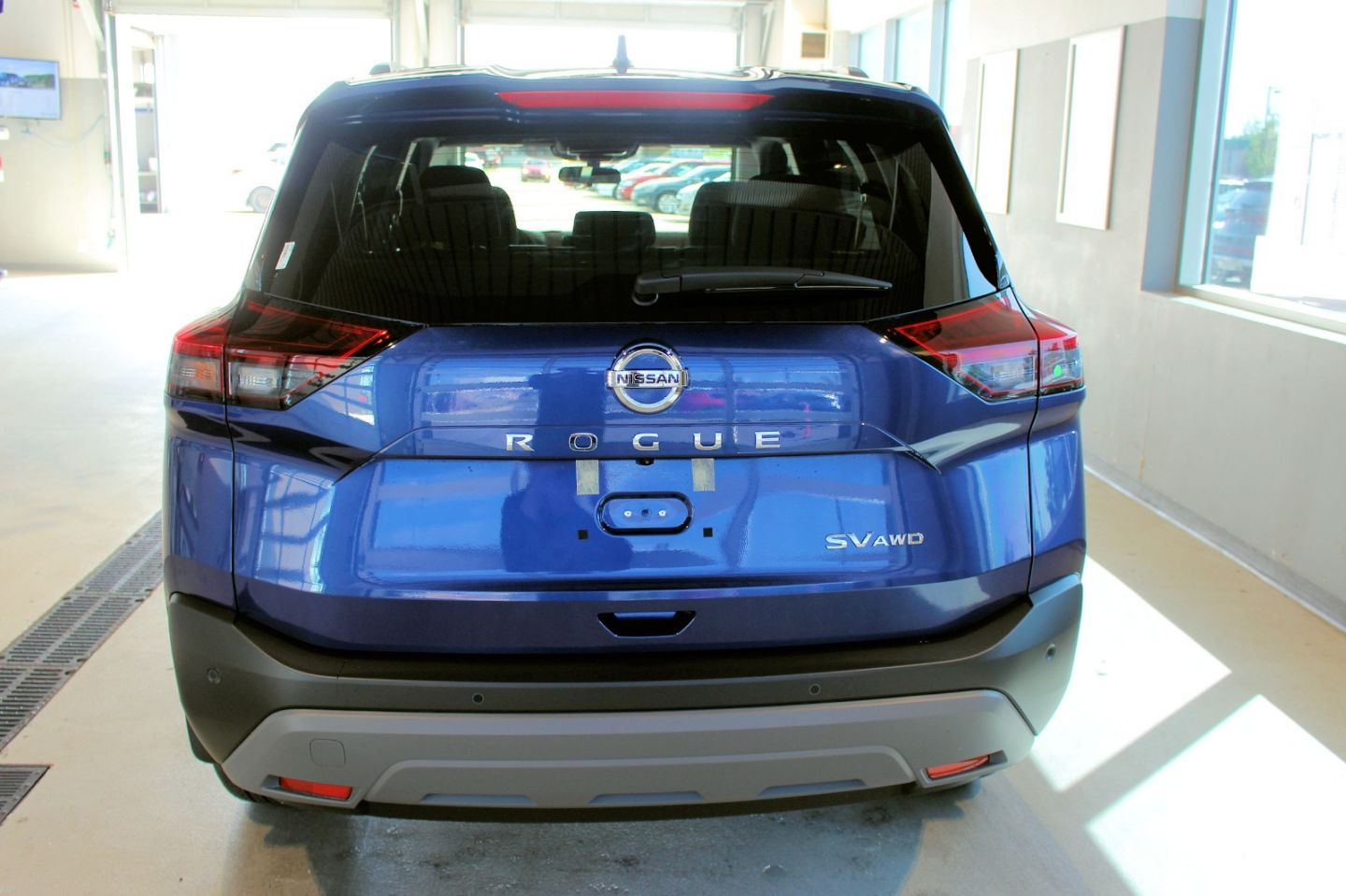 2021 Nissan Rogue SV for sale in Spruce Grove, Alberta