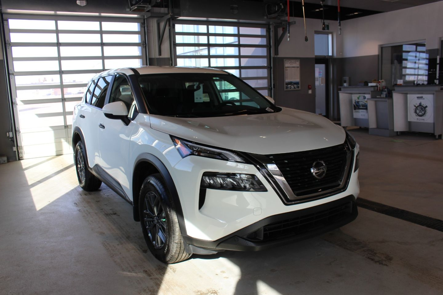 2021 Nissan Rogue S for sale in Spruce Grove, Alberta